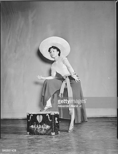 Dance Choreographer Catherine Dunham