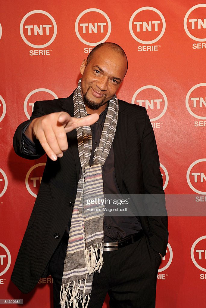 Dance coach Detlef D. Soost attends the TNT Serie Channel Launch at the Isarpost on January 28, 2009 in Munich, Germany.