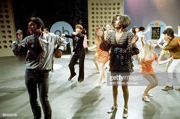 BANDSTAND 6/23/1969 Dance contestants on 'American Bandstand' the most popular dance show of alltime and the cornerstone of ABC's afternoon lineup