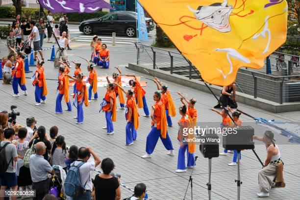 Tanz Unterhaltung Festival HamaKoi 2018 auf 1. September 2018