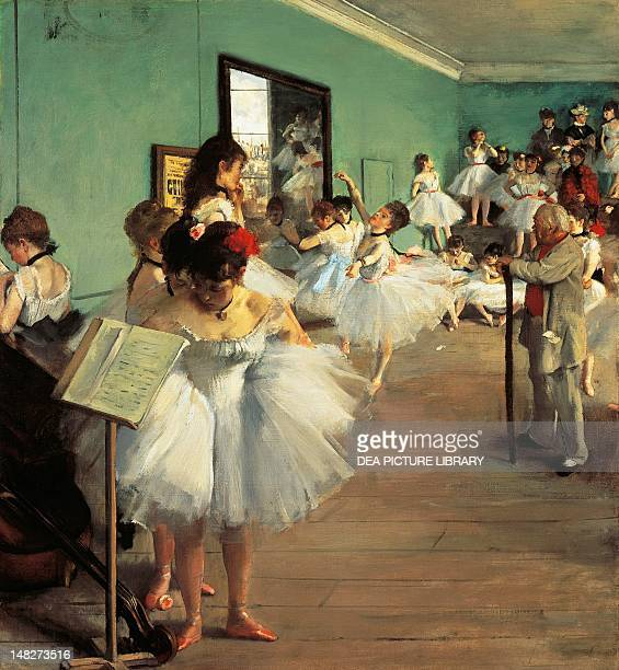 Dance Examination 18731874 by Edgar Degas 826x762 cm New York The Metropolitan Museum Of Art