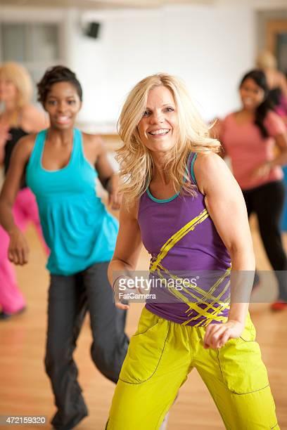 Tanz Fitness-Klasse
