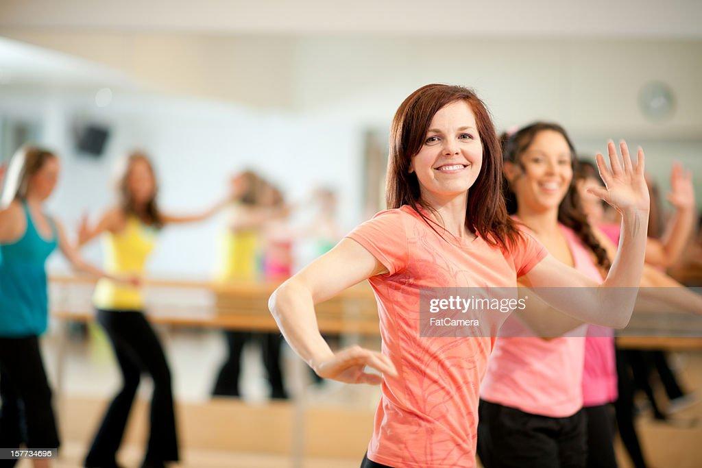 Dance Fitness : Stock Photo