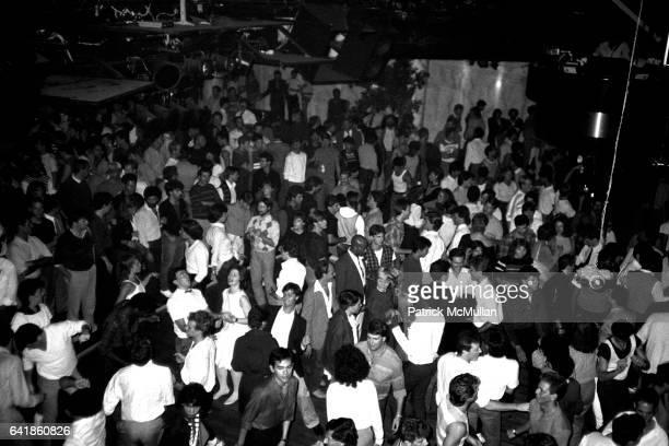 Dance Floor at Studio 54 1982