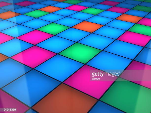 dance floor - dancing stockfoto's en -beelden