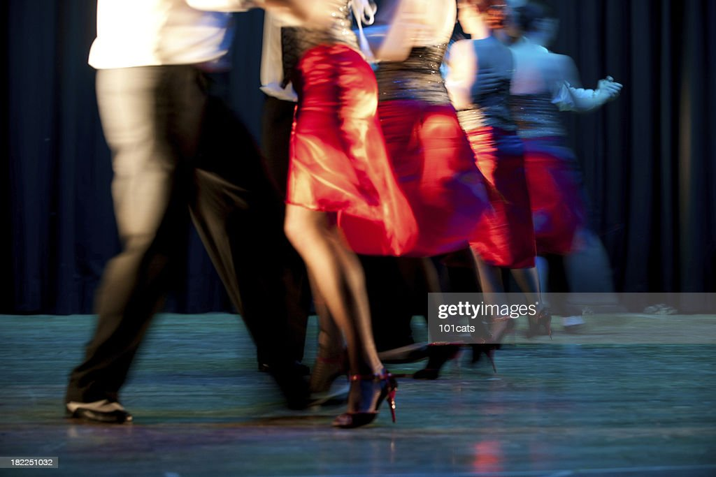 dance forever : Stock Photo
