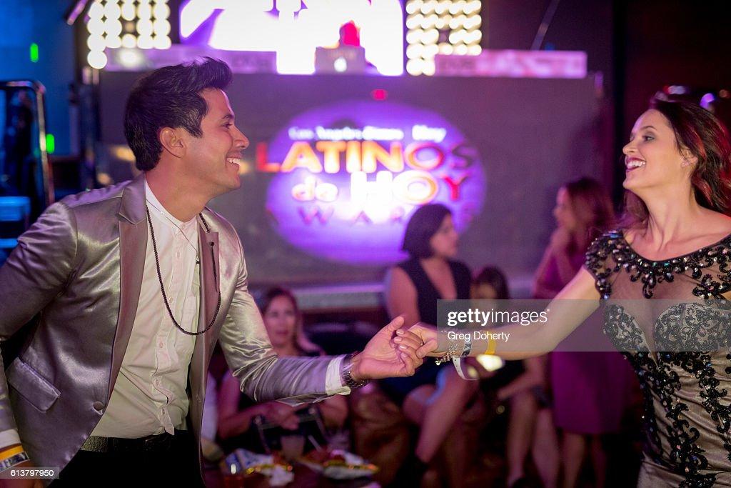 2016 Latino's De Hoy Awards - Reception : News Photo
