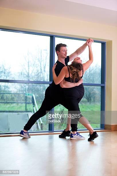 Lección de baile