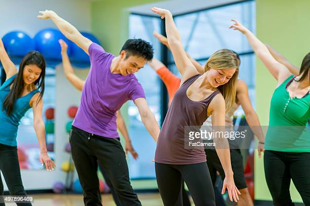 dance lessons - dance studio stock pictures, royalty-free photos & images