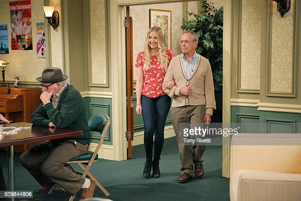 KC UNDERCOVER Dance Like No One's Watching When KC goes undercover in a retirement home as wisecracking senior citizen Bernie her disguise...