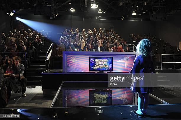 30 ROCK Dance Like Nobody's Watching Episode 601 Pictured Jane Krakowski as Jenna Maroney John McEnroe as Himself Tituss Burgess as D'Fwan Photo by...