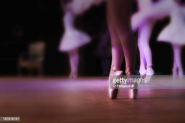 dance movement - ballet dancer stock pictures, royalty-free photos & images
