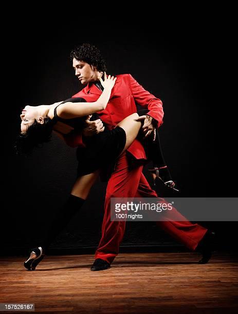 Dance of passion Tango