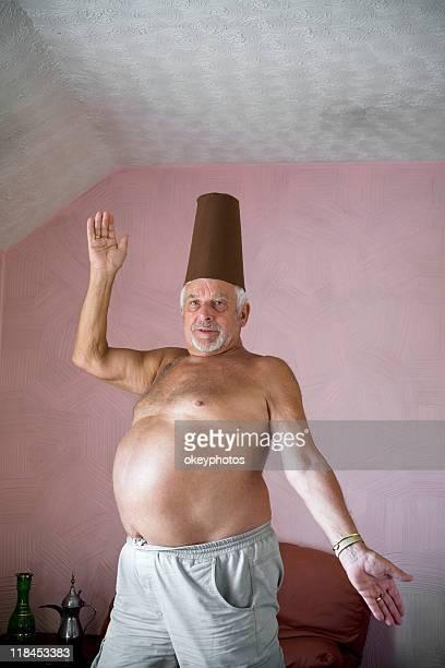 dance der religion - senioren aktfotos stock-fotos und bilder