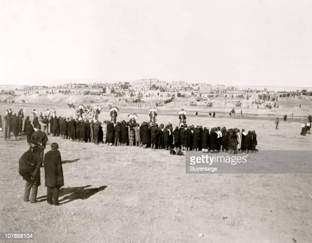 Dance of the Shalako Zuni PuebloNov 28th '97 1897
