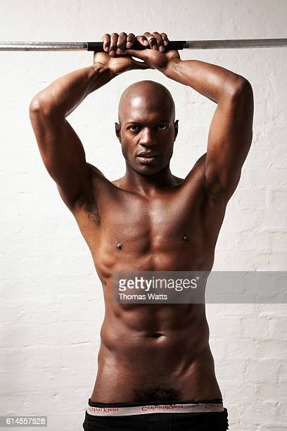 Dance teacher and fitness expert Kevin Adams is photographed for Cosmopolitan magazine on May 11 2009 in London England