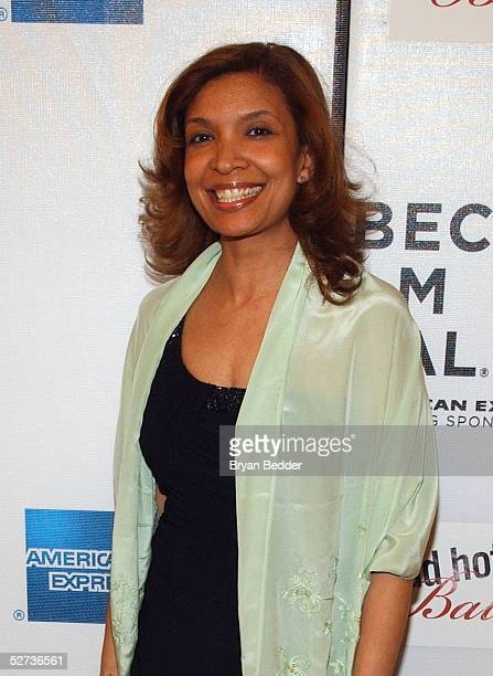 Dance teacher Yomaira Reynoso attends The ASCAP Music Lounge at the Tribeca Film Festival April 29 2005 in New York City