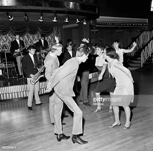 Dance the Blues at Basildon Essex 1st September 1963