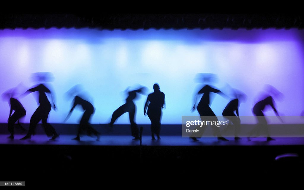 Dance Theater : Stock Photo