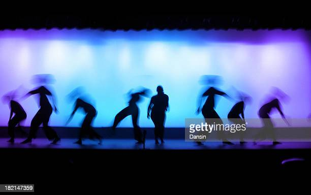 dance theater - performance stock pictures, royalty-free photos & images