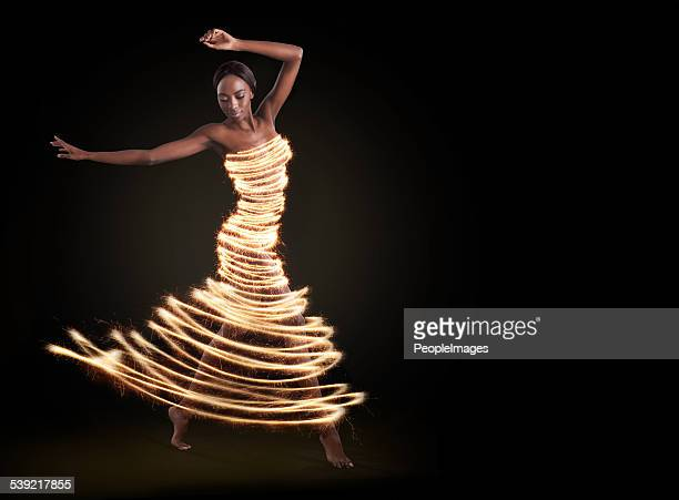 Dance to the light in your soul