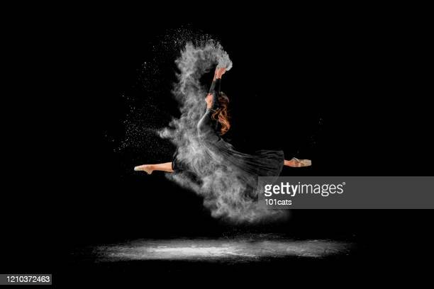 dance with powder - passion stock pictures, royalty-free photos & images