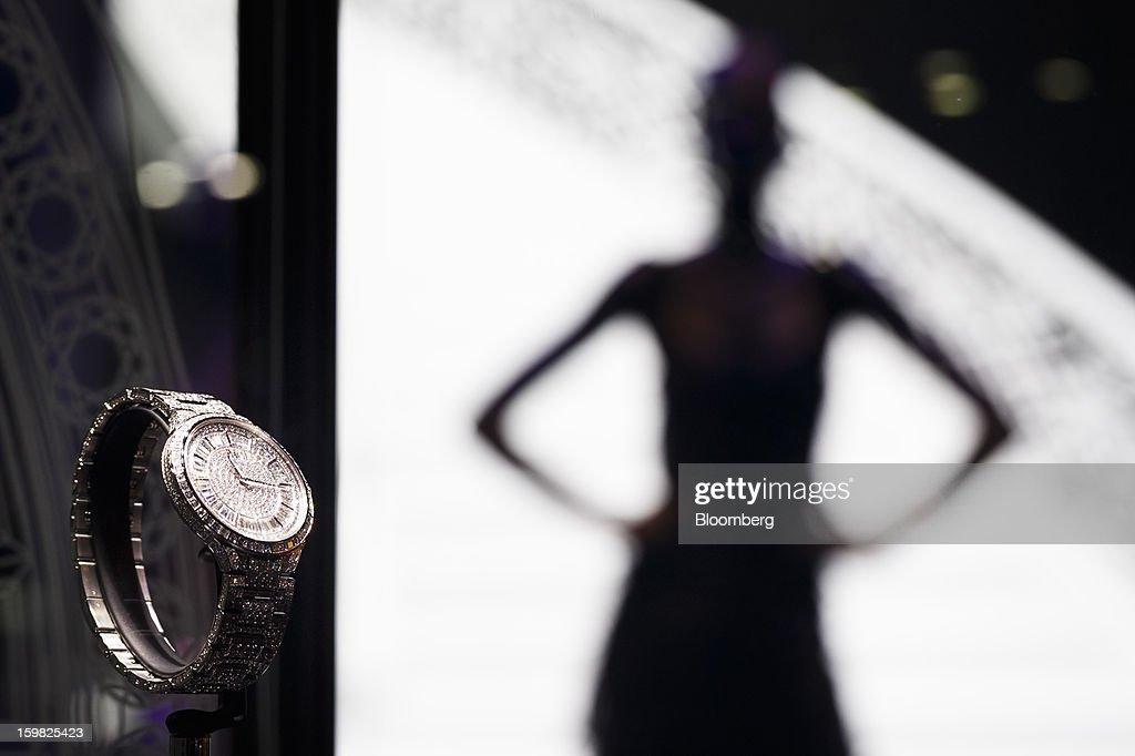 Salon International de la Haute Horlogerie Watch Fair : News Photo