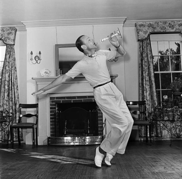 Fred Astaire Photo Session