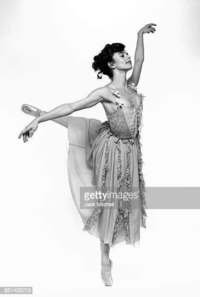 "ABT dancer Alessandra Ferri in ""Romeo and Juliet"" in 1993"