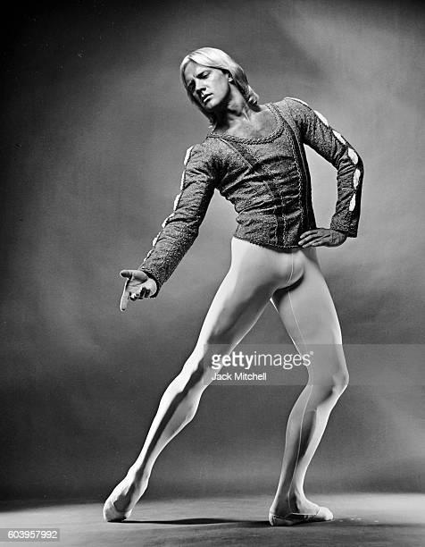 Dancer Alexander Godunov 1981
