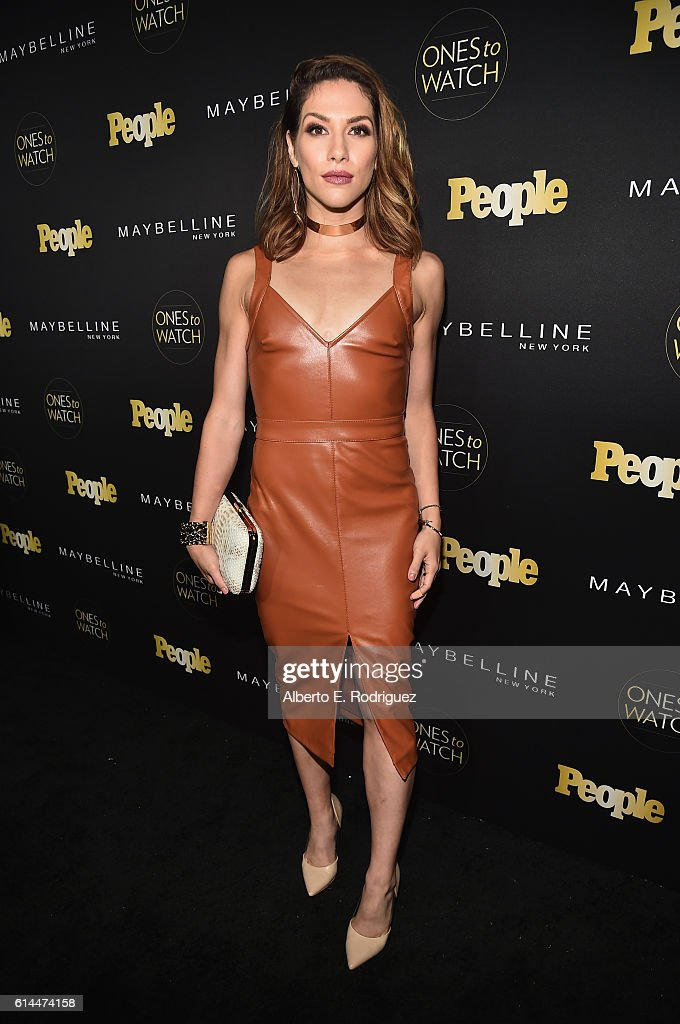 "People's ""Ones to Watch"" Event Presented By Maybelline New York - Red Carpet"