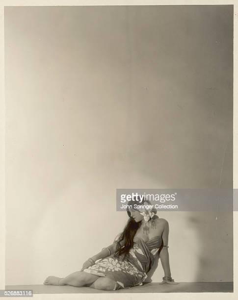 Dancer and Actress Sally Rand