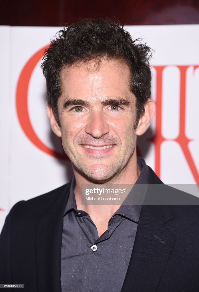 Dancer and Choreographer Andy Blankenbuehler attends the 2017 Chita Rivera Awards Nominees' Reception at The Lambs Club on May 30, 2017 in New York City.