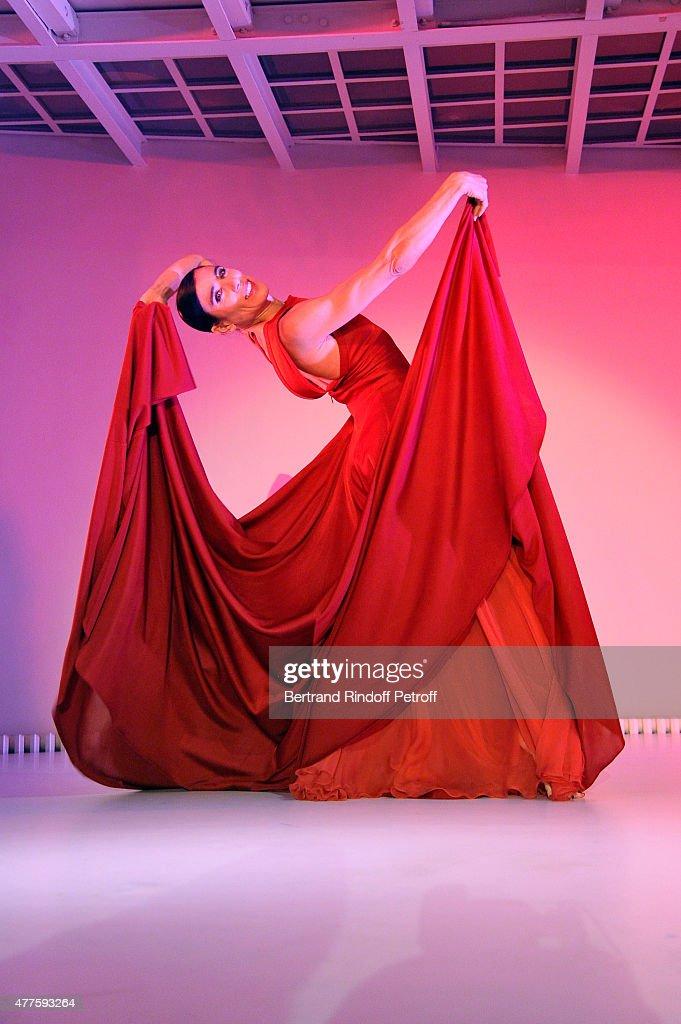 'Alaia' : Azzedine Alaia Perfum Launch Party In Paris