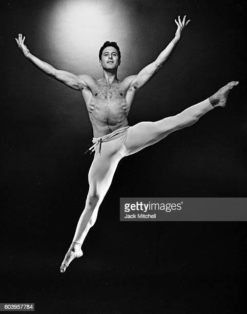 Dancer Andrew Asnes, 1994.