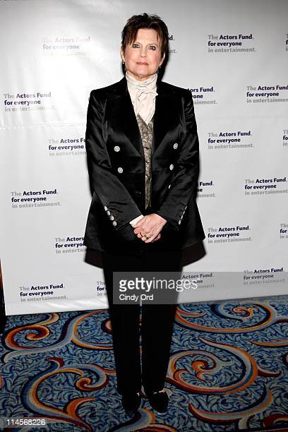 Dancer Ann Reinking attends the 2011 Actors Fund Gala at Marriot Marquis on May 23 2011 in New York City