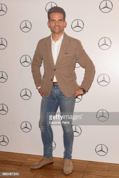 Dancer Antonio Najarro attends the 'Agustin Gonzalez' international theatre award photocall at Beef Place restauranton May 8 2017 in Madrid Spain