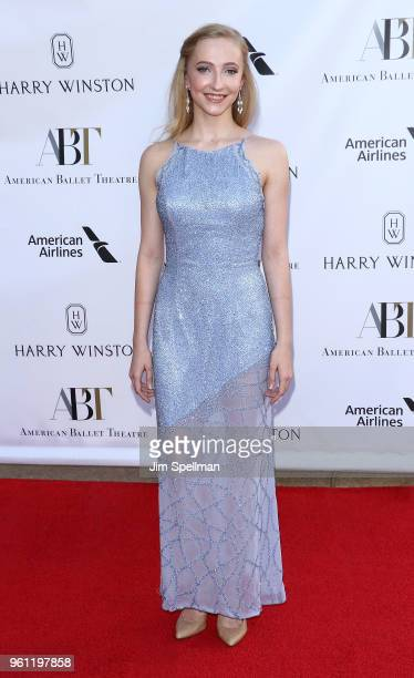 Dancer Breanne Granlund attends the 2018 American Ballet Theatre Spring Gala at The Metropolitan Opera House on May 21 2018 in New York City