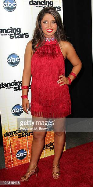 Dancer Bristol Palin attends the premiere of Dancing With The Stars at CBS Television City on September 20 2010 in Los Angeles California