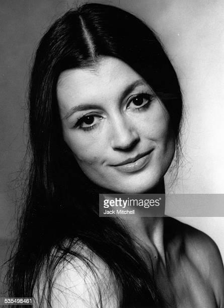 Dancer Carla Fracci, 1974.
