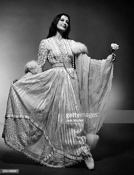 Dancer Carla Fracci 1991