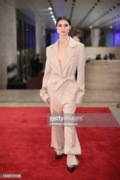 Dancer Cassandra Trenary attends the American Ballet Theatre's Fall Gala at David H. Koch Theater at Lincoln Center on October 26, 2021 in New York...