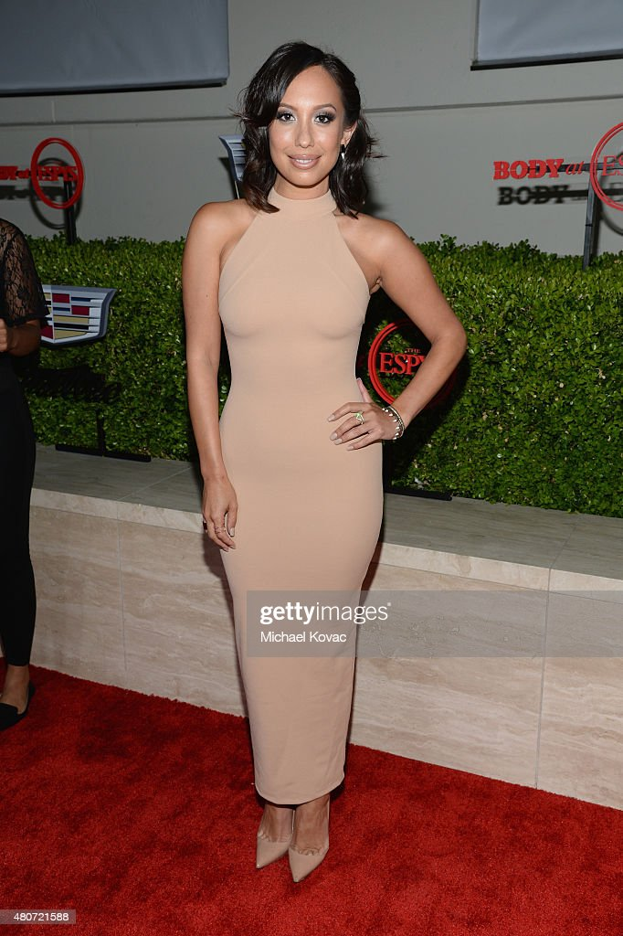 Dancer Cheryl Burke attends BODY at ESPYs at Milk Studios on July 14, 2015 in Hollywood, California.