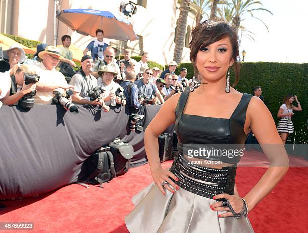 Dancer Cheryl Burke attends the 2014 iHeartRadio Music Awards held at The Shrine Auditorium on May 1 2014 in Los Angeles California iHeartRadio Music...