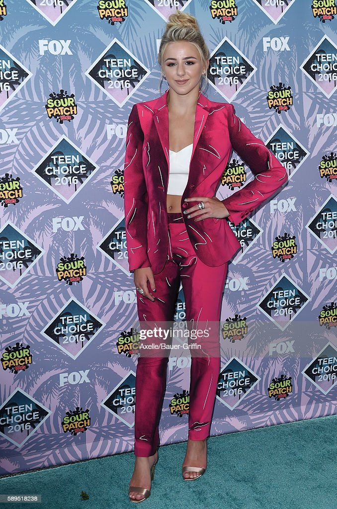 Teen Choice Awards 2016 : News Photo