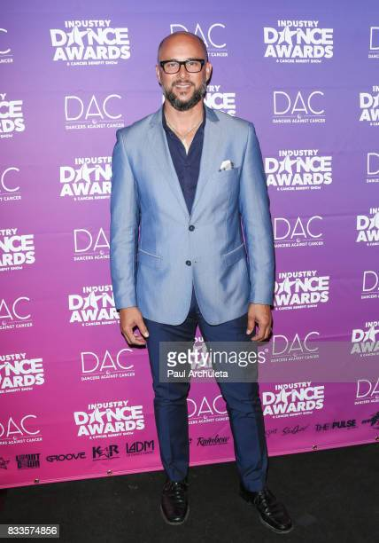 Dancer Chris Judd attends the 2017 Industry Dance Awards and Cancer Benefit show at Avalon on August 16 2017 in Hollywood California