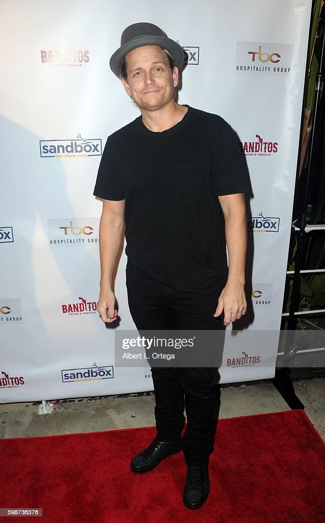 Dancer Damian Whitewood arrives for the Grand Opening Of Sandbox By TBC Hospitality Group held at Sandbox on September 1, 2016 in Los Angeles, California.