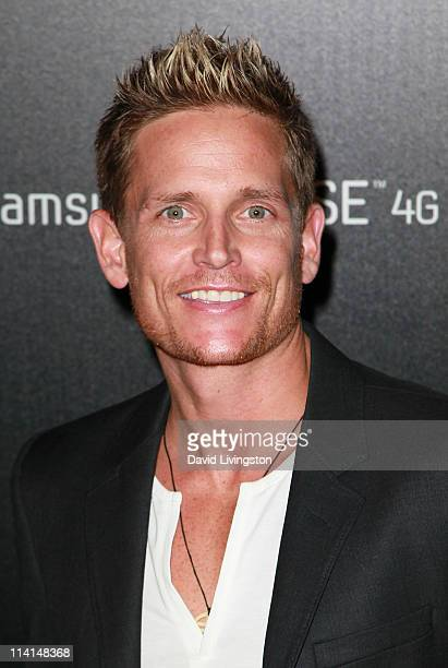 Dancer Damian Whitewood attends the Samsung Infuse 4G launch event featuring Nicki Minaj at Milk Studios on May 12 2011 in Los Angeles California