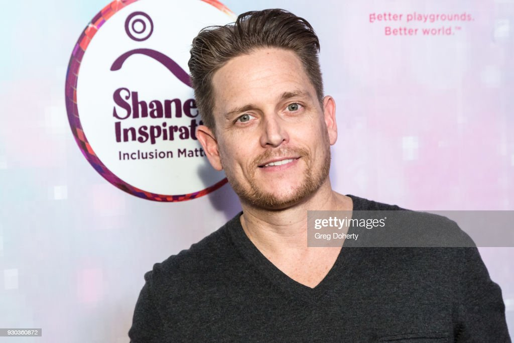 Dancer Damian Whitewood attends the Shane's Inspiration's 20th Anniversary Gala at Vibiana on March 10, 2018 in Los Angeles, California.