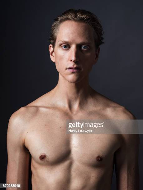 Dancer David Hallberg is photographed for Dance Magazine on March 9 2017 in New York City